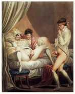 Erotic Vintage Drawings #32962912