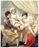 Erotic Vintage Drawings #32962921