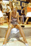 Upskirt, Flashing, candid images from girls and matures #28012905