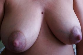 Wife's Big Nipples