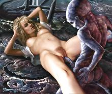 Erotic Art Collection - Fantasy Art
