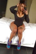 Wide Hips and Thick Thighs #33691623