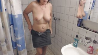 Sexiest Swiss Mature - hot and horny