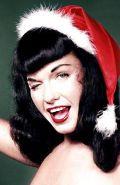 Betty Page Color Photos