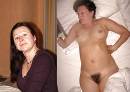 Dressed Undressed! Hairy mature mixed! #35572137