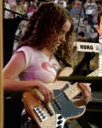 Tal Wilkenfeld - Australian bass player