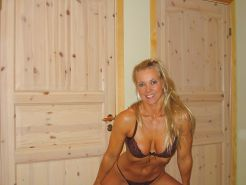 Private norwegian fitness lady