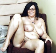 Collection of women with hairy pussy 26 (chubby, fat, BBW) #23131981