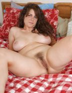 Collection of women with hairy pussy 26 (chubby, fat, BBW) #23132178