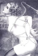 Vintage Erotic Drawings 22 #30272332