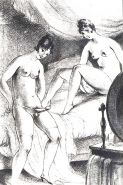 Vintage Erotic Drawings 22 #30272354
