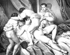 Vintage Erotic Drawings 22 #30272428