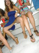 Bottomless girls. Public and private #25543247