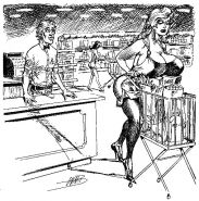 Bill Ward Erotic Art 03