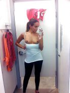 Selfie in changing room..9