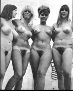 Matures Hairy Vintage