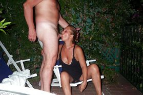 Horny Dutch Mature Milf Corsican Vacation (Camaster)