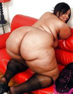 Ebony (BBW) big butt