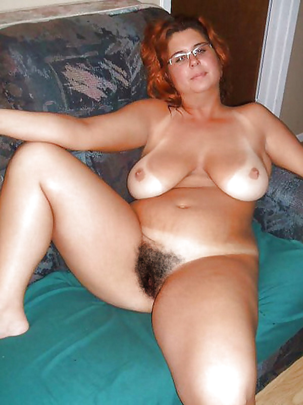 Hairy Mature Loves Anal