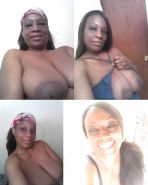 Big Natural Silicone-free Boobs! (Ebony MILF)