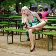 Upskirt Cameltoes #rec Amateur showing pussy PublicNudity 9 #36221044