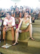 Upskirt Cameltoes #rec Amateur showing pussy PublicNudity 9 #36221135