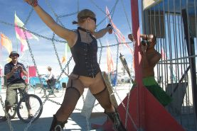 Burning Man Festival #24615285