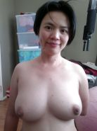 Chinese wife blowjob and rimjob