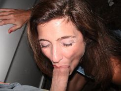 Hot & Sexy Amateur Mature Wife Milf Loves to get Facials