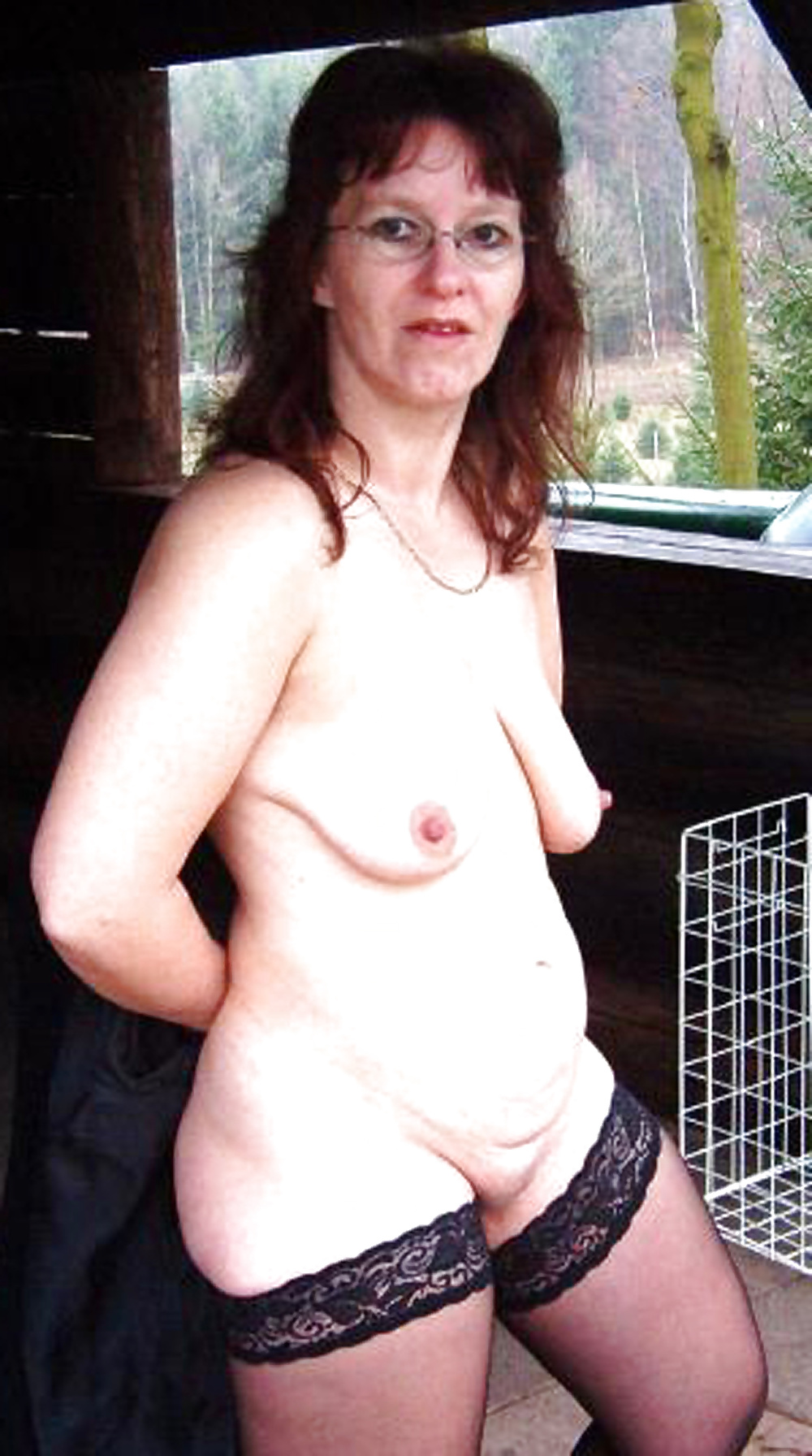 Older Women Nackt