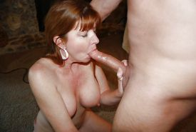 Mature Wives and moms posing and getting used #41126187