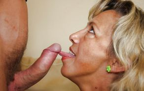 Amateur mature and milf  sucking cock ... #25957738