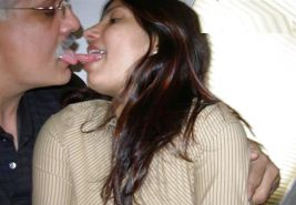 INDIAN LADY WITH OLDY -INDIAN DESI PORN SET 10.8 #32130006