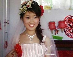 Chinese bride nude on webcam