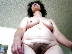 Russian hairy mature grannies! Amateur mixed!  #35477456