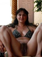 Russian hairy mature grannies! Amateur mixed!  #35477528