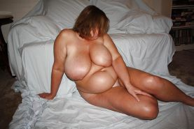 Real Wives and Grannies - Mature BBWs #25928589