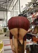 Upskirt Cameltoes #rec Amateur showing pussy PublicNudity 18 #27923882
