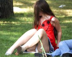 Upskirt Cameltoes #rec Amateur showing pussy PublicNudity 18 #27923942