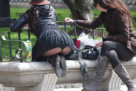 Upskirt Cameltoes #rec Amateur showing pussy PublicNudity 18 #27924124