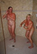Lesbian Action! (Two Alluring Grannies GILF) #28523167