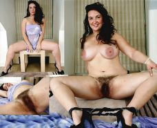 Dressed Undressed! Hairy mature mixed! #36373023