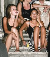Upskirt, Flashing, candid images from girls and matures #27065530