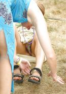 Upskirt, Flashing, candid images from girls and matures #27065750