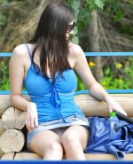 Upskirt, Flashing, candid images from girls and matures #27065916