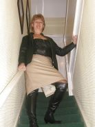Private special fhotos latex pvc leather and boots nr3