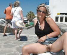 Upskirt Cameltoes #rec Amateur showing pussy PublicNudity 14 #34816424