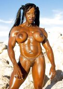 Muscle women with sexy big clits #26168845