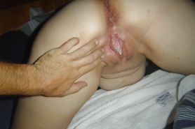 Wife's creampies by other guys