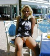 Upskirt Cameltoes #rec Amateur showing pussy PublicNudity 15 #25493781